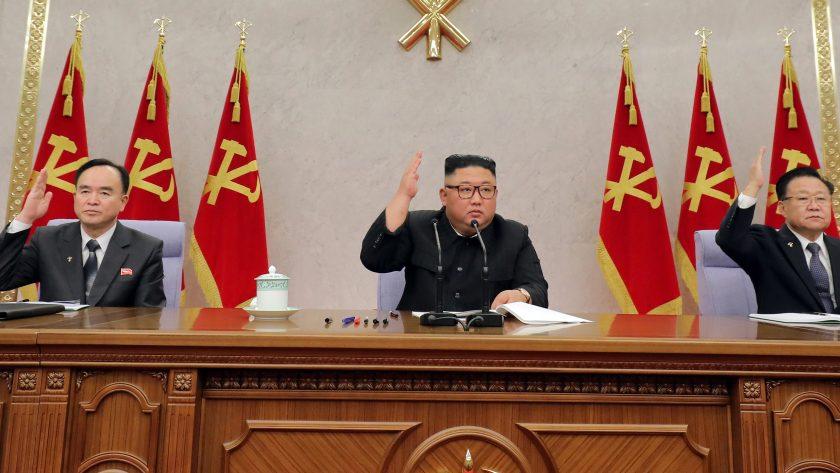 Great Crises in North Korea
