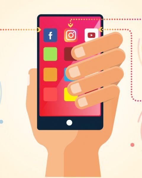 How to Convey Information Through Social Media